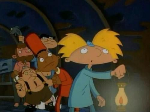 Four-Eyed Jack (episode) - Hey Arnold Wiki - Wikia