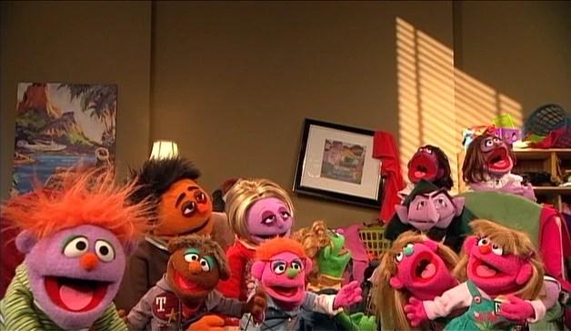 Season 40 Sesame Street