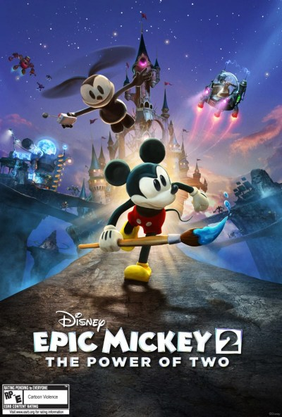 Epic Mickey 2: The Power of Two - Disney Wiki
