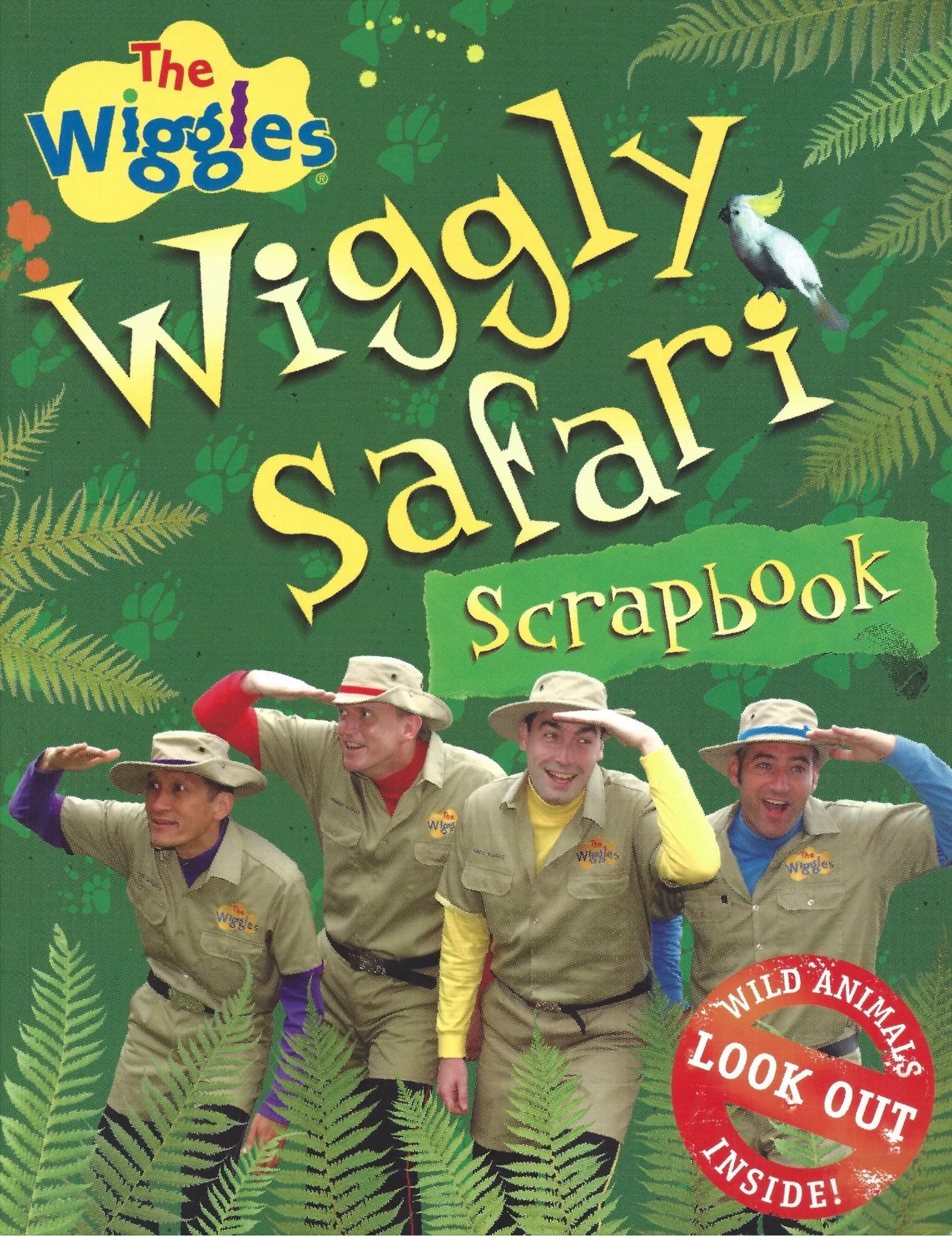 Wags Wiggles Safari Dog