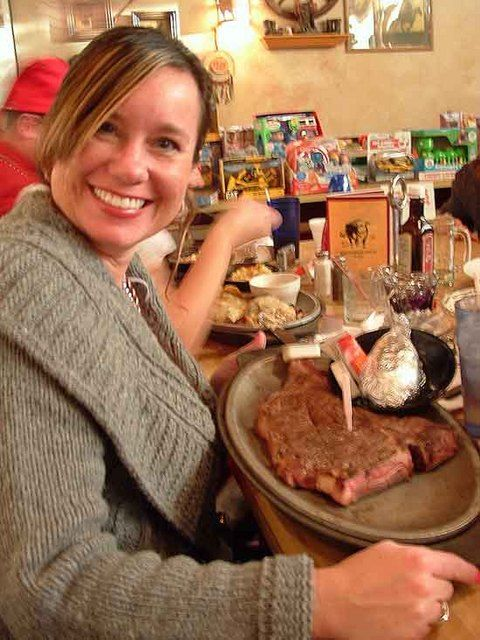 Where Get Good Steak Dinner