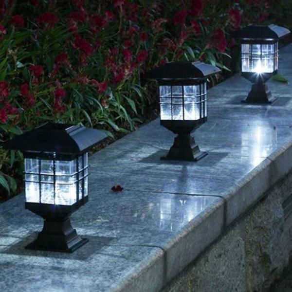 outdoor yard lamps # 13