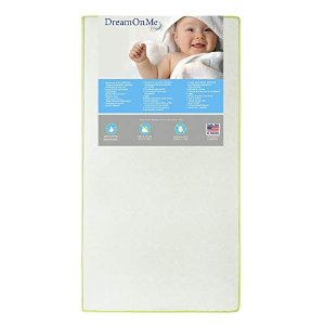 44 Dream On Me 2 in 1 Foam Core Crib and Toddler Bed Mattress      44 Dream On Me 2 in 1 Foam Core Crib and Toddler Bed Mattress  Little