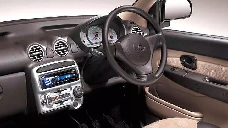 Hyundai Santro Xing 2008 2015 Photo Dashboard Image