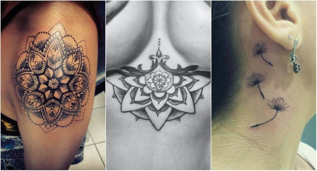 Common Tattoos Most Girls