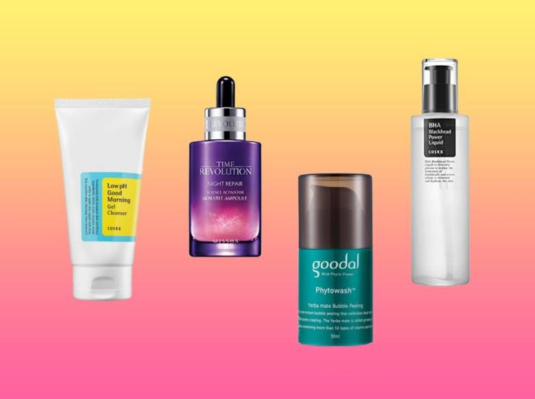 Korean Skin Care Products Philippines