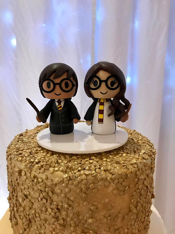 20 Harry Potter Inspired Wedding Accessories You Can Buy On Etsy