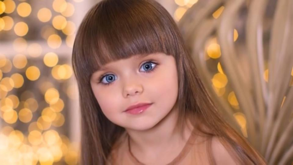 People Are Calling This 6-Year-Old The Most Beautiful Girl ...