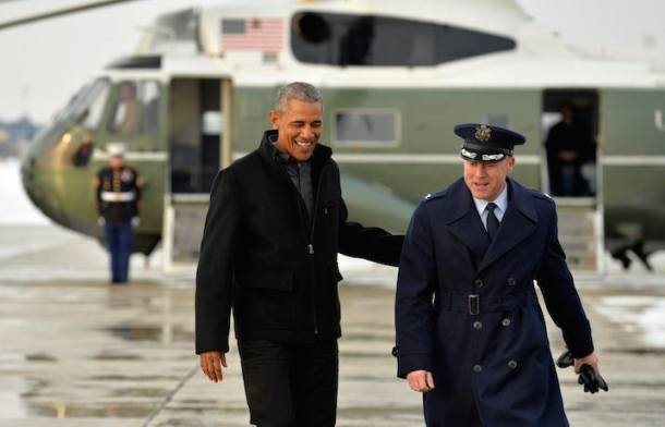 Barack Obama Was Groomsman At Friend Marvin Nicholson's ...