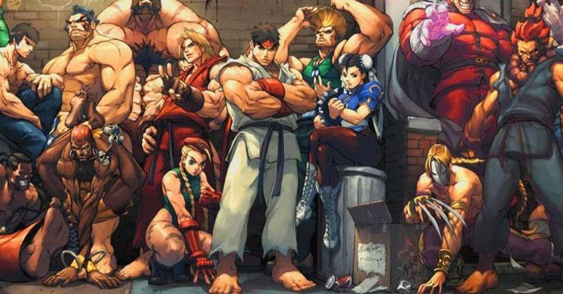 All the Best Street Fighter Characters: Ranked List