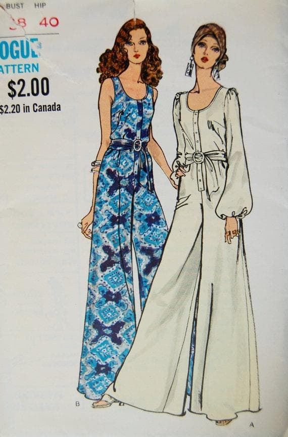 Best Fashions From The 1970s Hottest 70s Fashion Trends