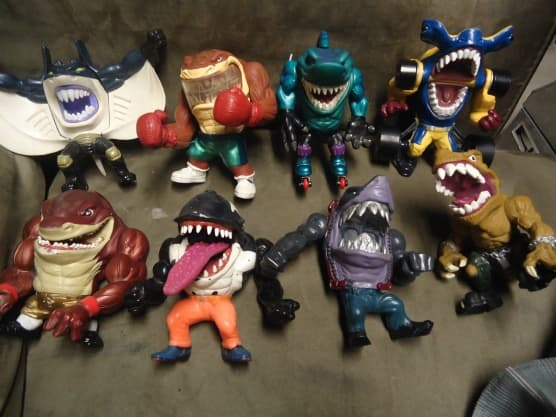 Bad 90s Toys   Inappropriate Toys from the  90s Street Sharks is listed  or ranked  3 on the list 52 Toys That Everyone