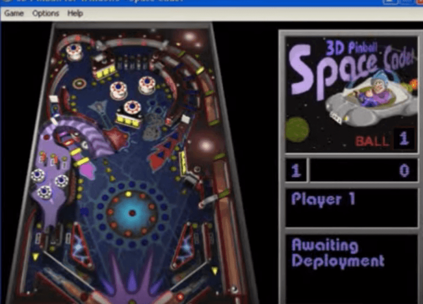 All 10 Old Microsoft Windows Games from the 90s  Ranked Black Hole Pinball is listed  or ranked  1 on the list All 10 Old