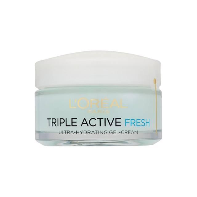 Fresh Beauty Hydrating Gel Cream Moisturizer