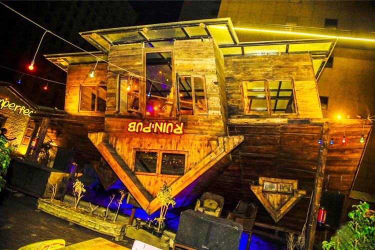 Imperfecto Ruin Pub Noida Menu Pics Amp More Lbb Delhi