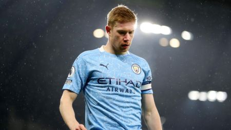 Kevin De Bruyne Injury Latest: Man City Midfielder Could Be Fit For PSG  Clash, Says Pep Guardiola - Eurosport