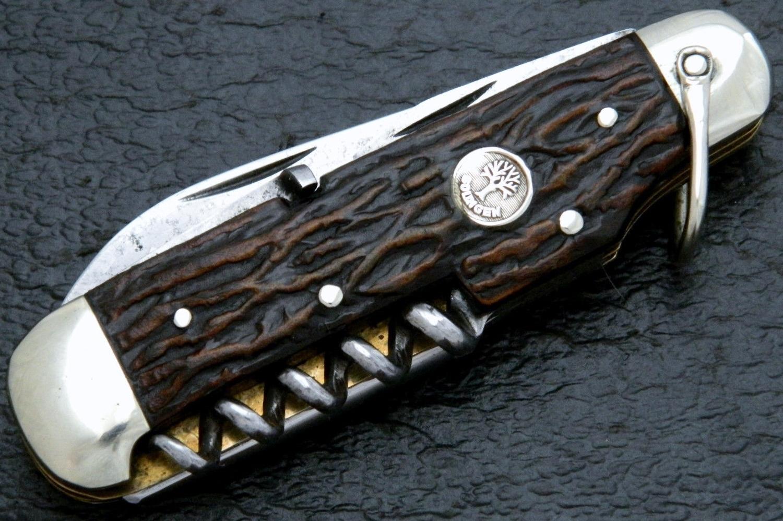 Vintage Pocket Knives Identification