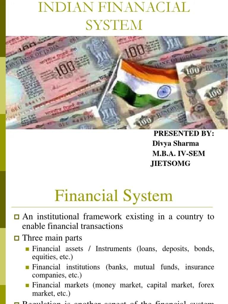 indianfinancialsystemppt-101028081045-phpapp01 | Money ...