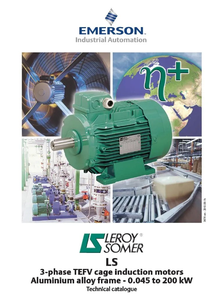A Leroy Somer Motor Wiring - House Wiring Diagram Symbols •