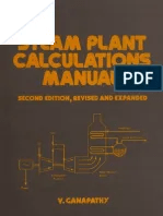 Ganapathy   Steam Plant Calculations Manual   Boiler   Humidity