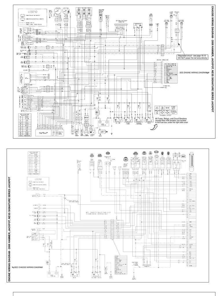 2008 Kawasaki Wiring Diagrams Electrical Wiring Jackpot Wiring Diagram