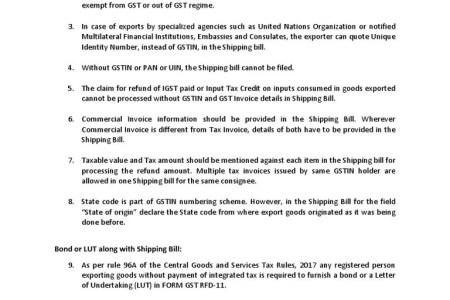 letter format undertaking new notification form gst rfd legal tax ...