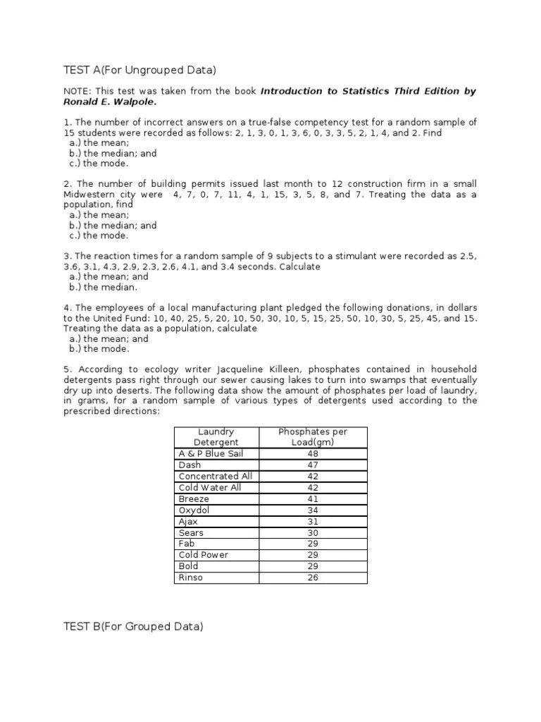 worksheet Measures Of Central Tendency Worksheets measures of central tendency worksheet free worksheets library exercises me sure centr l grouped nd ungrouped