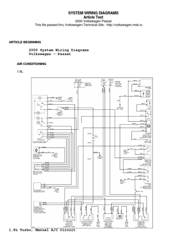 Monsoon Amp Wiring Diagram Vw