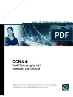 CCNA Routing and Switching  Scaling Networks Practice and Study     Cisco CCNA 4 WAN Technologies v3 1 Instructor Lab Manual