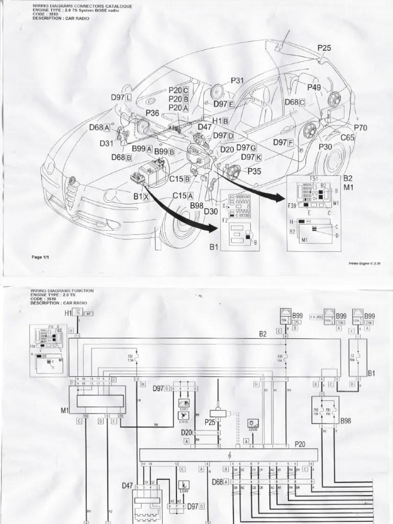 Bose wiring diagrams for alfa 147 cummins marine wiring diagrams alfa romeo 147 wiring diagram pdf
