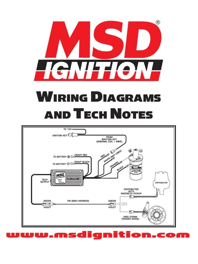 Msd 6ls Wiring Diagram