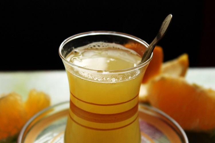 Цитрусовый мед