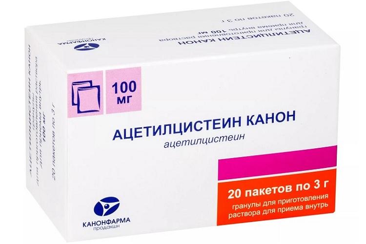 Acetil-cistein