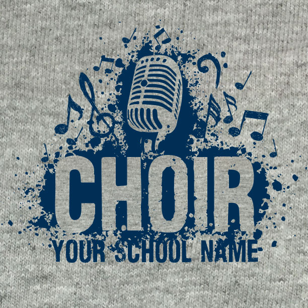 T Band Shirts Choir And