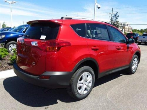 Photo Image Gallery Amp Touchup Paint Toyota Rav4 In Barcelona Red Metallic 3r3