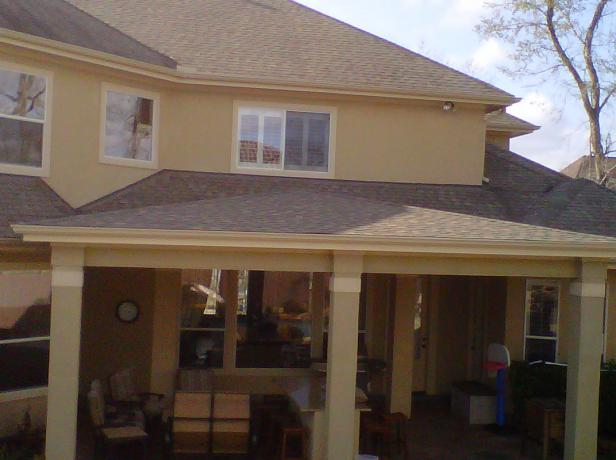 Patio Covers Gallery Increte Of Houston