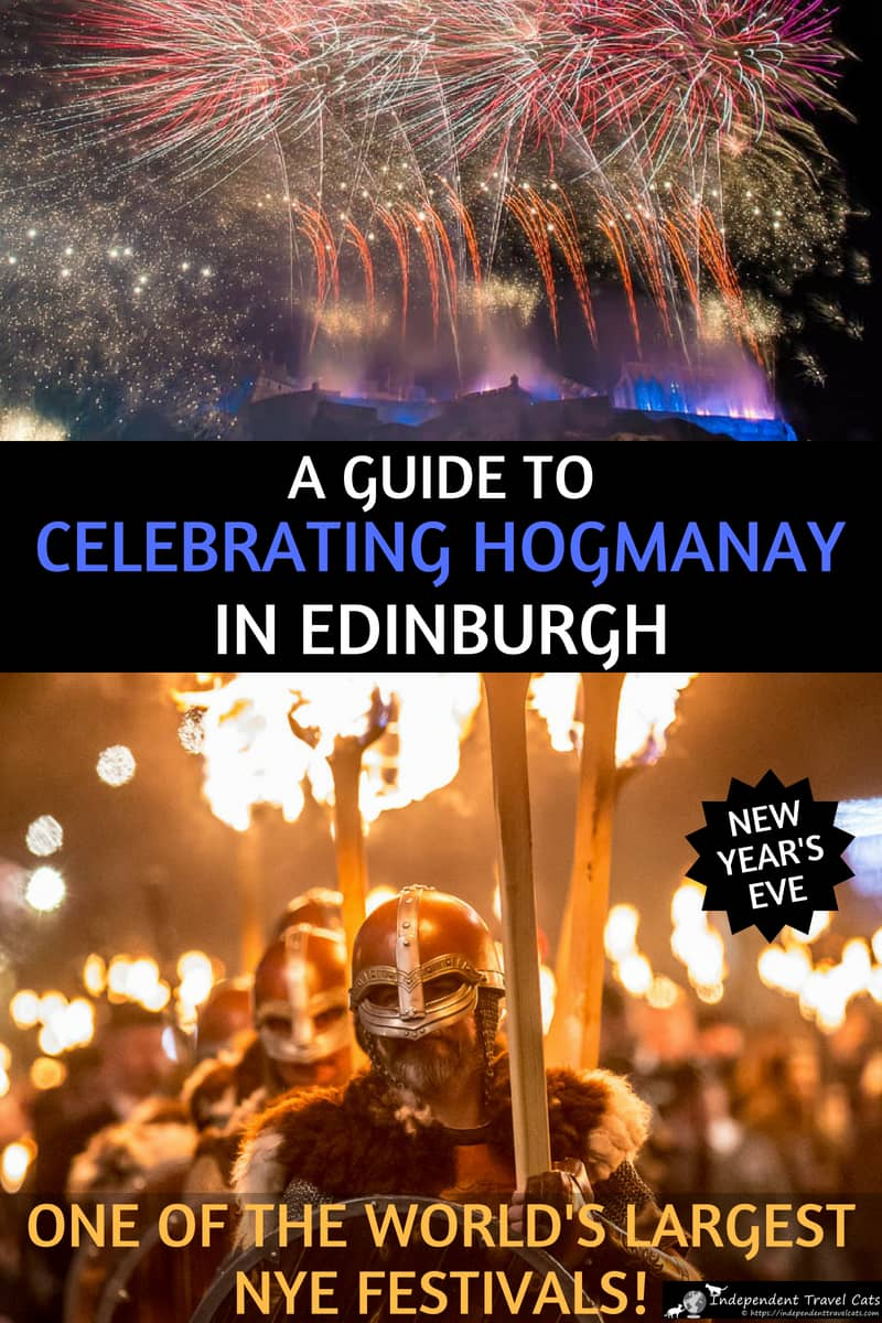 Hogmanay 2019  A Guide to Celebrating New Years in Edinburgh Scotland A guide to celebrating Hogmanay in Edinburgh Scotland  one of the largest New  Year s Eve