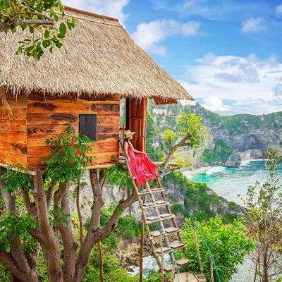 15 hal seru dan tempat wisata di Nusa Lembongan, Nusa ...