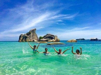 Belitung Island Tourist Spot | vacationxstyle.org