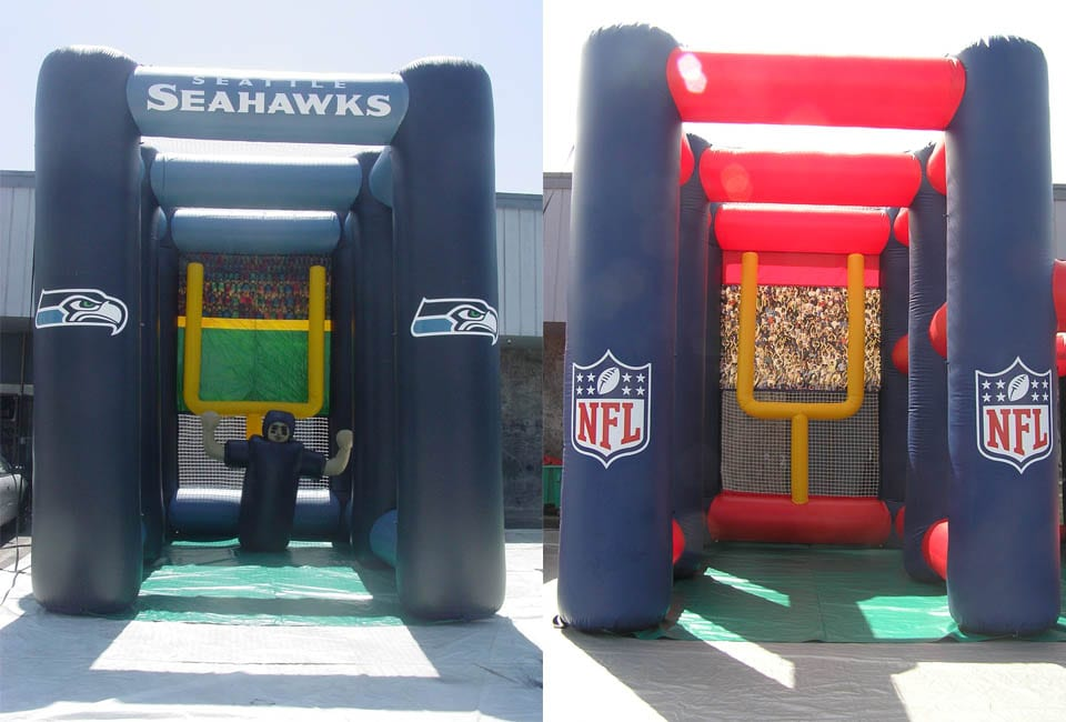 Inflatable Football Interactive Games