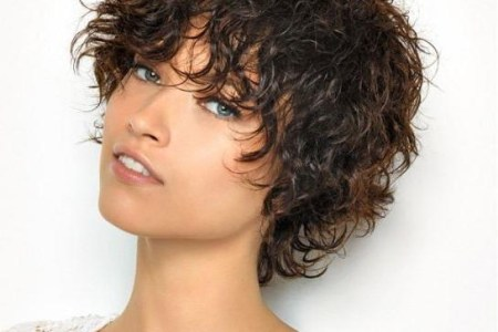 Short Curly Haircuts For Girls 4k Pictures 4k Pictures Full Hq
