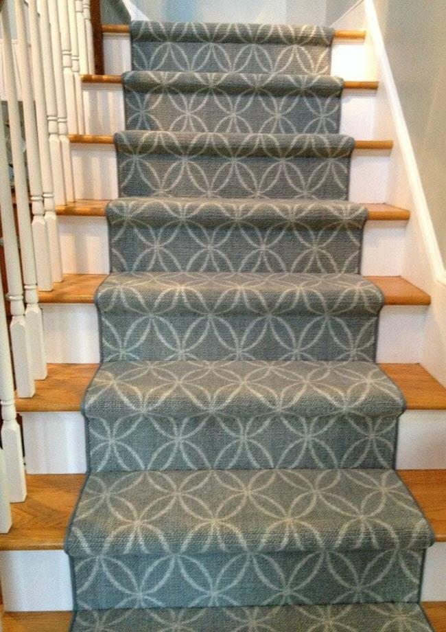 A Stair Runner Pricing Guide | Cost Of Carpet For Stairs And Landing | Sisal Stair Runner | Handrail | Wood | Carpet Runner | Hardwood
