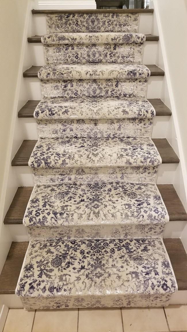Waterfall Vs Hollywood Stair Runners | Carpet For Stairs Near Me | Hardwood | Wood | Wall Carpet | Carpet Workroom | Runner