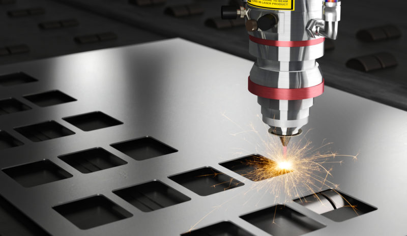 Custom Laser Cutting Provides Solutions For The Aerospace