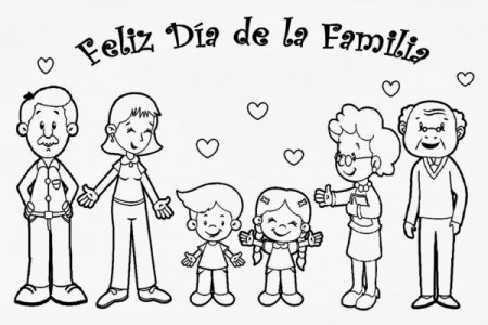 best Imagenes Para Colorear Sobre Abrazo En Familia image collection