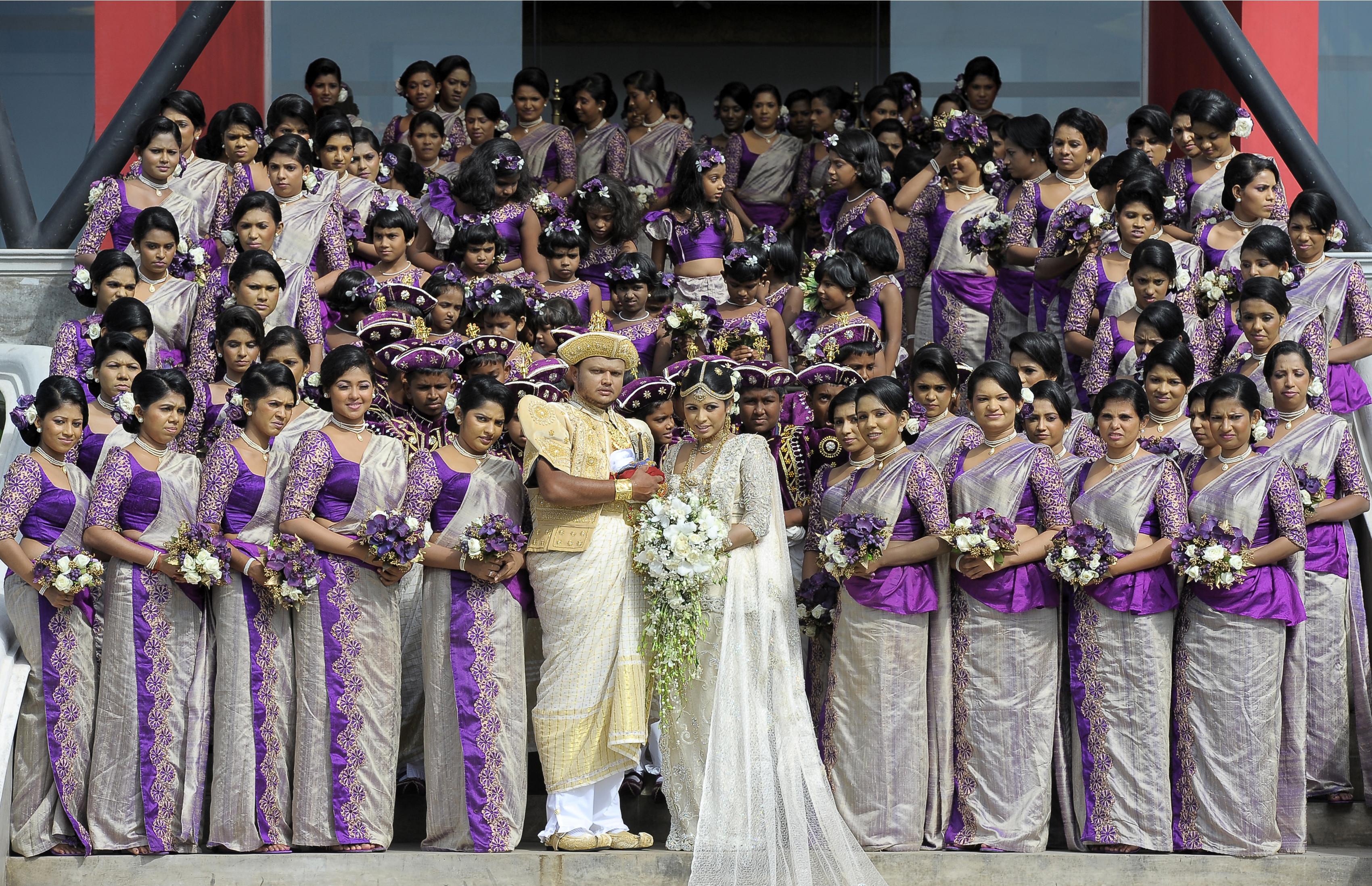 Ini Edo Wedding Ceremony