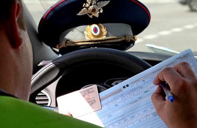 Штраф за просроченные права