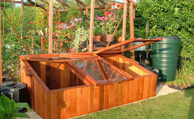 How Build Garden House