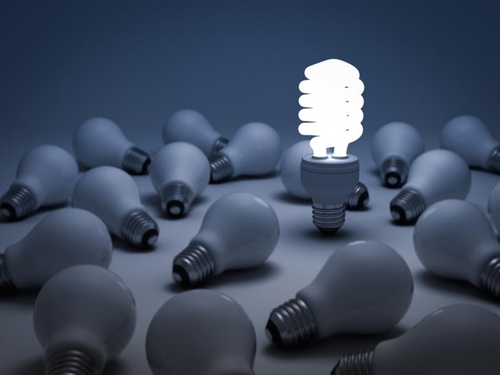 Risk Energy Saving Light Bulbs