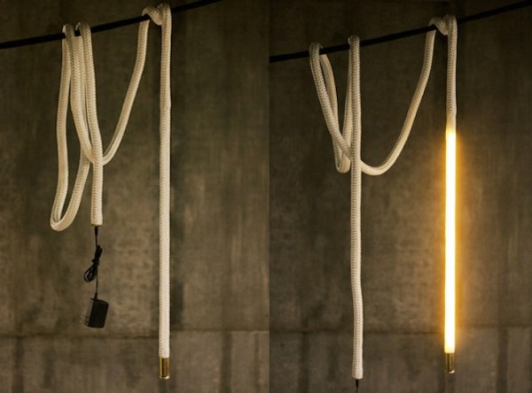 pendant lighting rope # 57